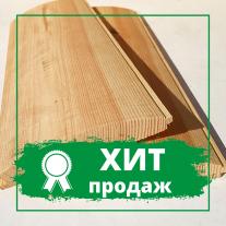 Блок-хаус, ель/сосна, 27х140  сорт АВ ( пр-во РБ)