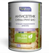 Сигма грунт БИО - антисептик 1л
