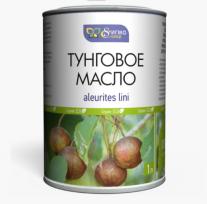 Сигма - Тунговое масло 1л