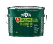 Импрегнат VIDARON, 2,5 л - в ассортименте