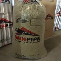 Утеплитель Winpipe , насыпной из минеральной ваты